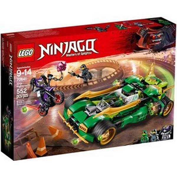 Lego Ninjago Ninja Kampkøretøj 70641