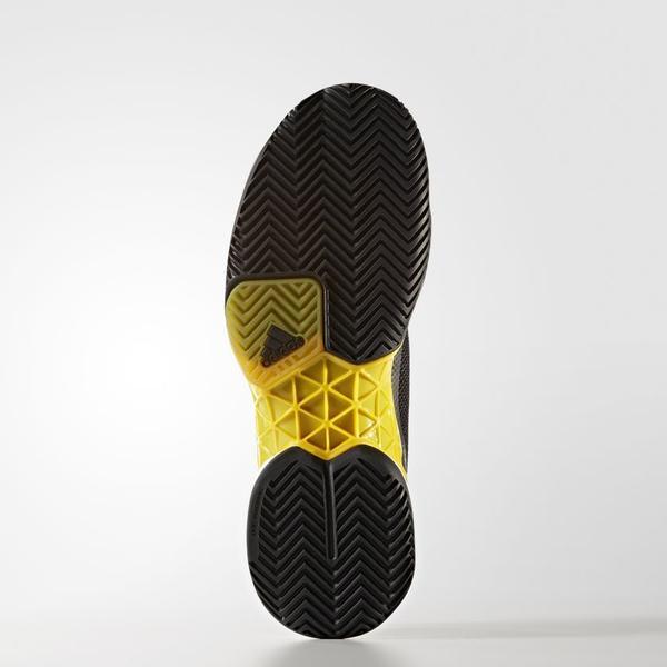 Adidas Barricade Boost 2017 Sko Herre Core Sort Hvid EQT