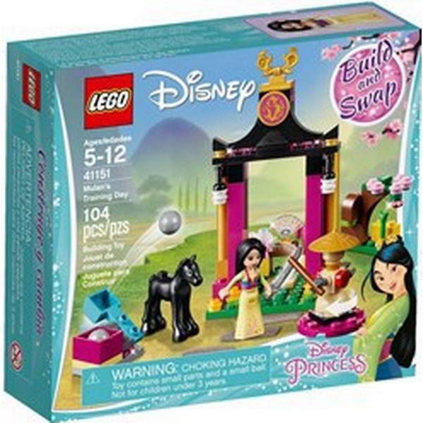 Lego Disney Mulans Træningsdag 41151