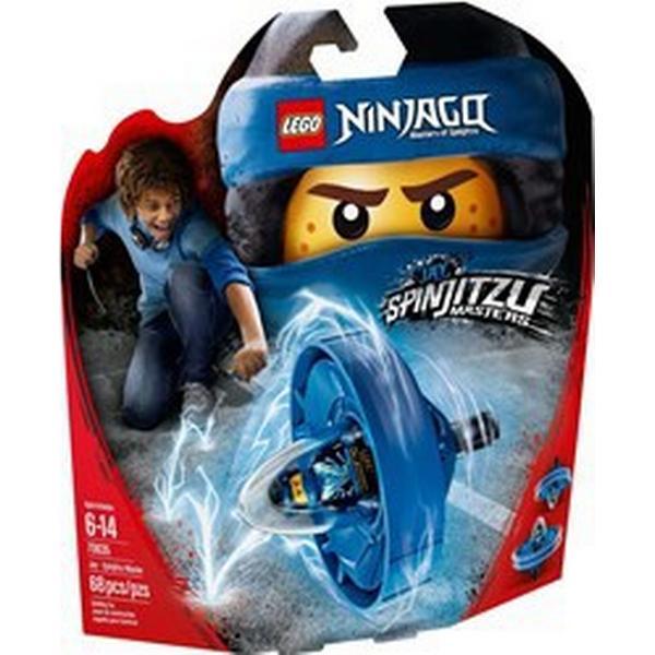 Lego Ninjago Jay Spinjitzu Mester 70635