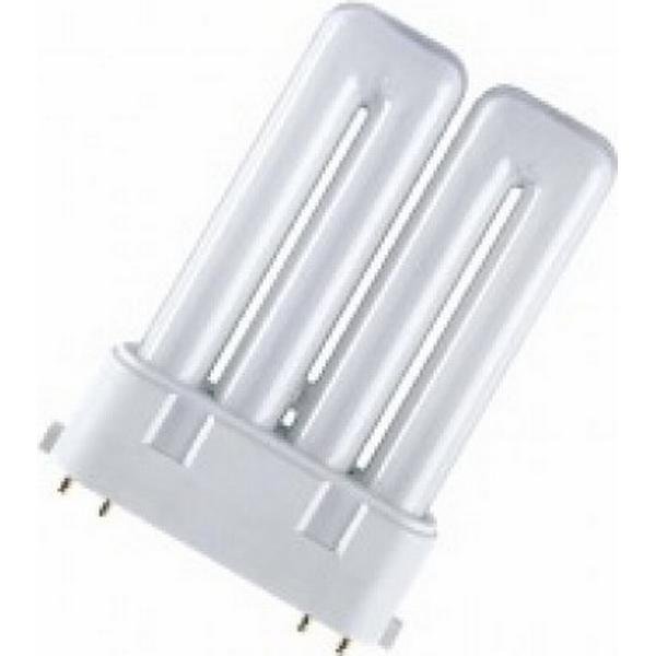 Osram Dulux F Fluorescent Lamp 24W 2G10 827