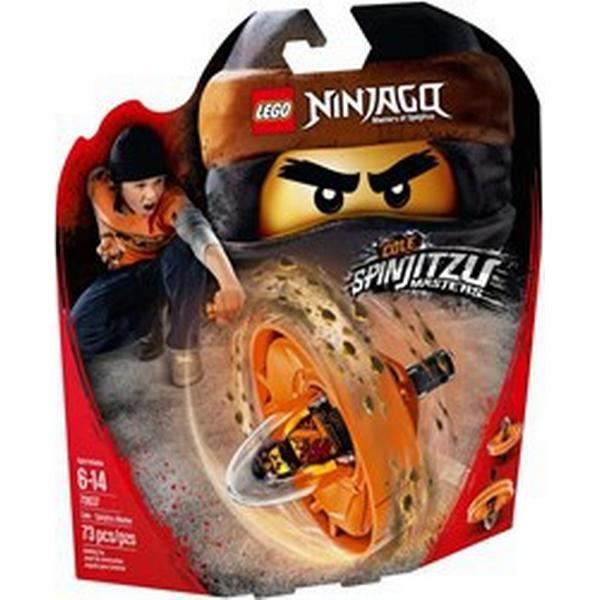 Lego Ninjago Cole Spinjitzu Mester 70637