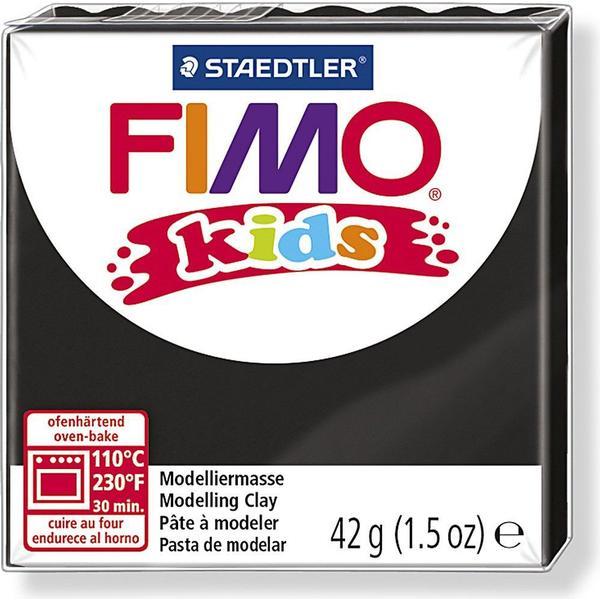 Fimo Kids Black 42g