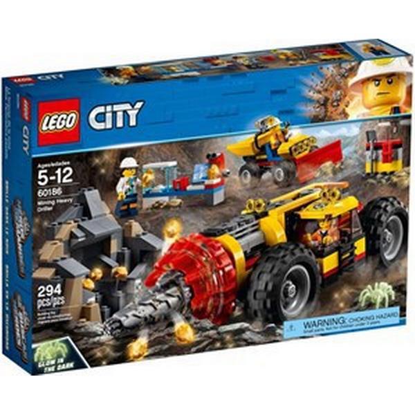 Lego City Stort Minebor 60186