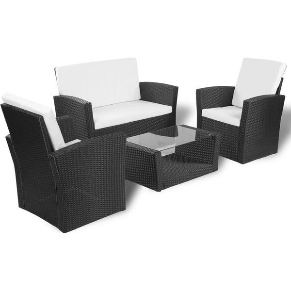 vidaXL 42642 Loungesæt