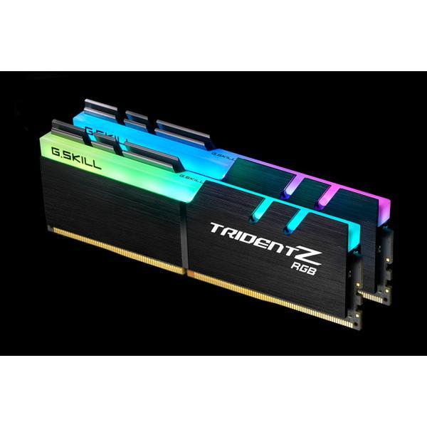 G.Skill Trident Z RGB DDR4 4133MHz 2x8GB (F4-4133C17D-16GTZR)
