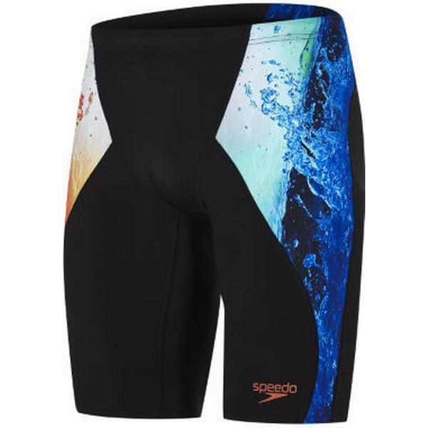 Speedo Energy Blast Placement Digital V Jammer Shorts