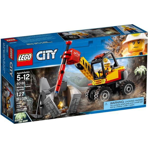 Lego City Mineknuser 60185