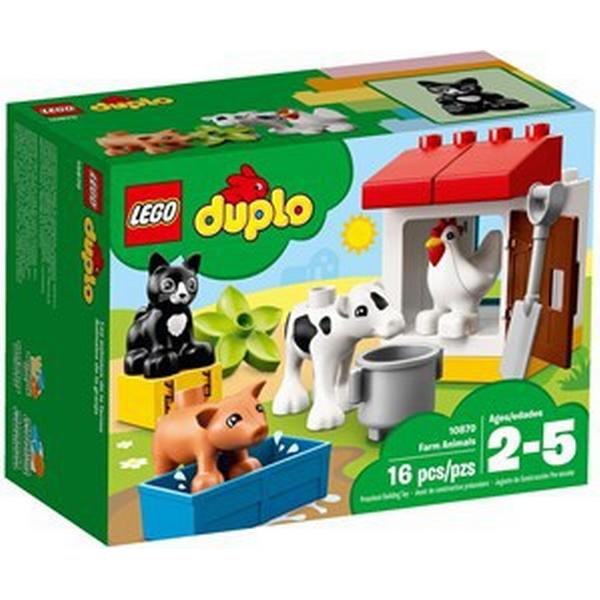 Lego Duplo Farm Animals 10870