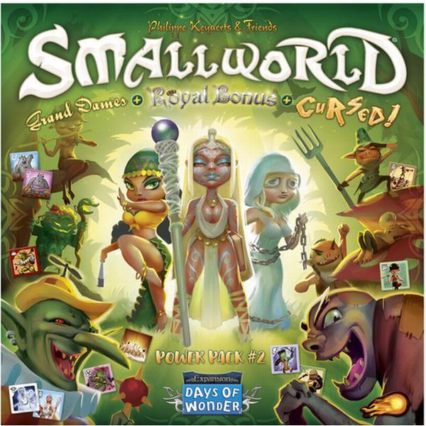 Days of Wonder Small World: Power Pack 2