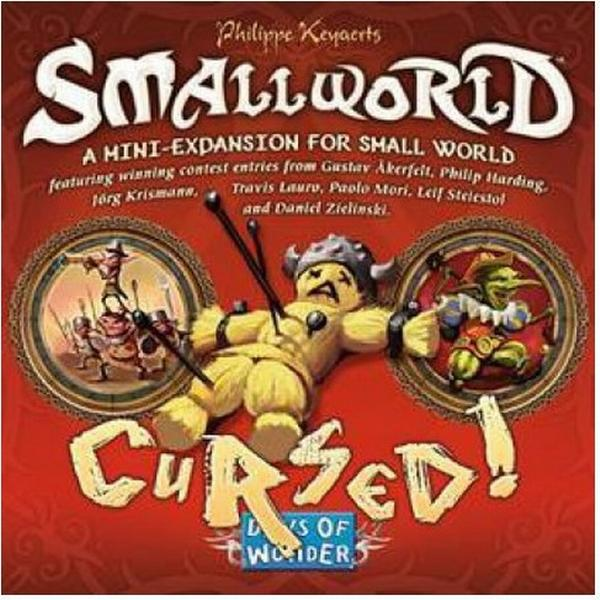 Days of Wonder Small World: Cursed!
