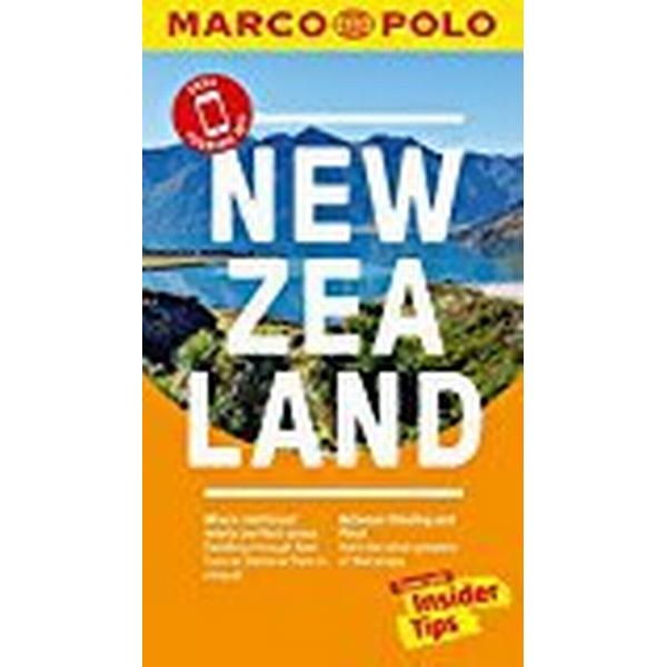 New Zealand Marco Polo Pocket Travel Guide 2018 - with ...