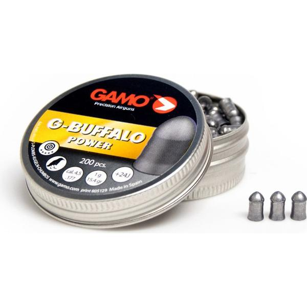Gamo G-Buffalo Power Hook 4.5mm 200st