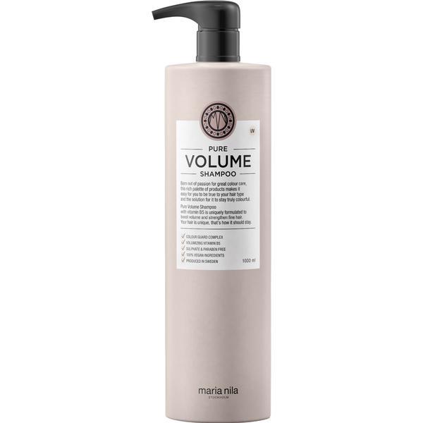 Maria Nila Care Pure Volume Colourguard Shampoo 1000ml