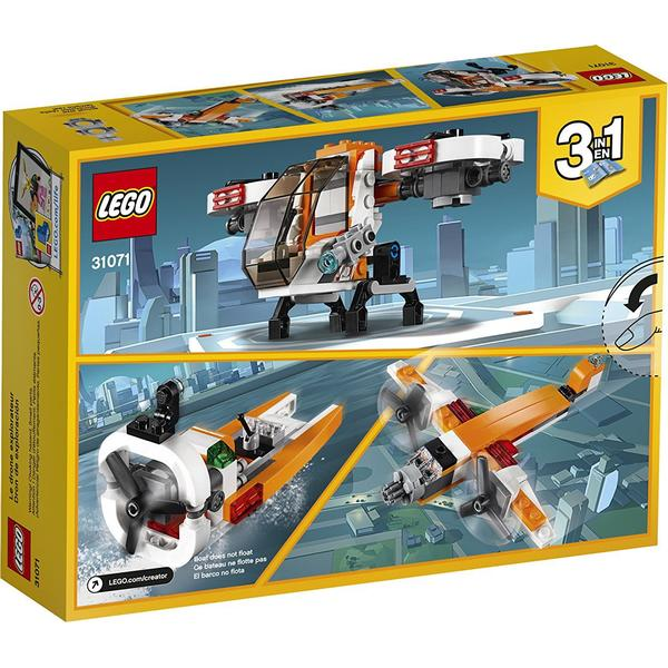 Lego Creator Udforskningsdrone 31071