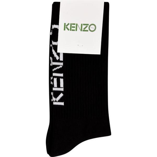 Kenzo Logo Socks - Black