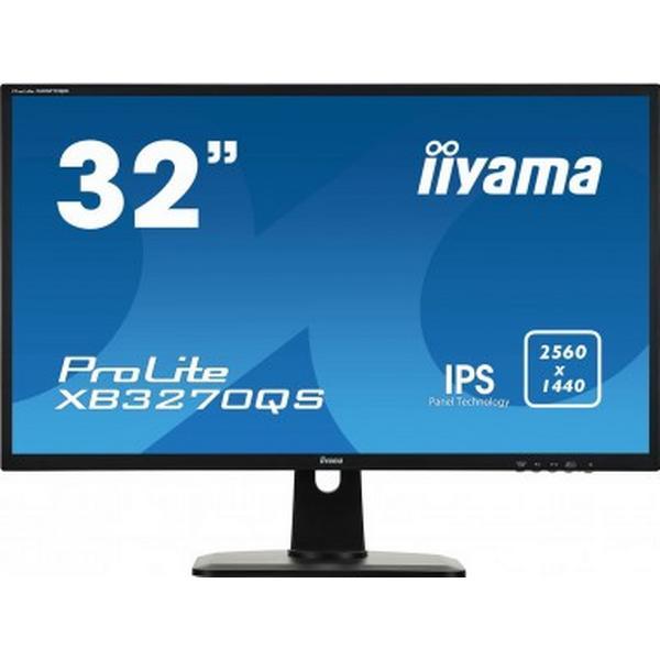 "Iiyama ProLite XB3270QS-B1 31.5"""