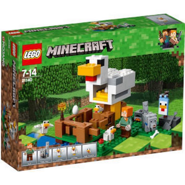 Lego Minecraft Hønsehuset 21140