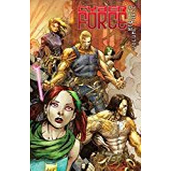 Cyber Force: Rebirth Volume 3 (Häftad, 2018)