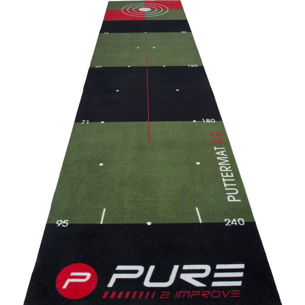 Pure2Improve Putting Mat 65x300cm