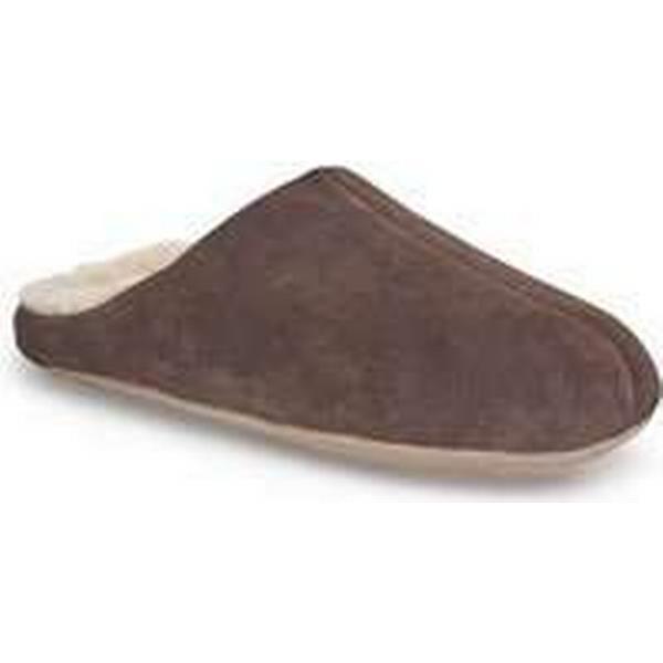Mens Kilburn Sheepskin Slippers Chocolate UK 7 Size 7 UK 55900e
