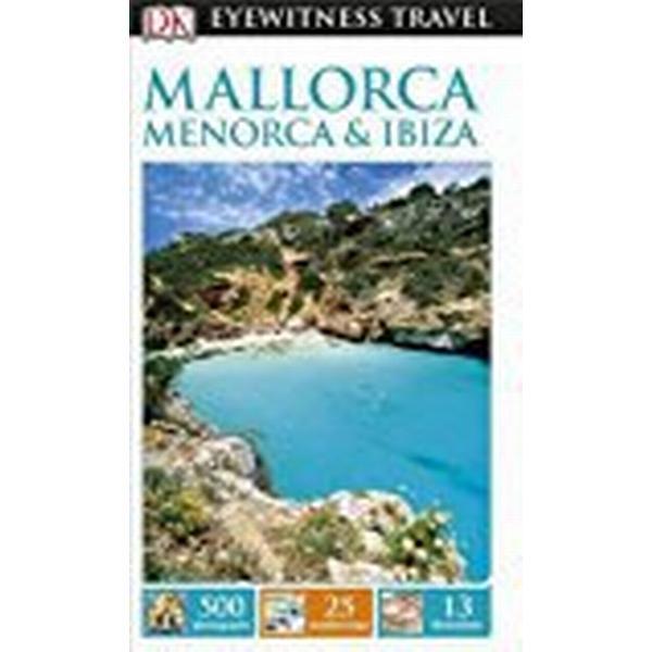 DK Eyewitness Travel Guide Mallorca, Menorca and Ibiza (Häftad, 2018)