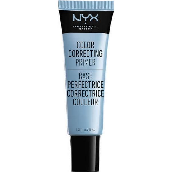 NYX Color Correcting Liquid Primer Blue