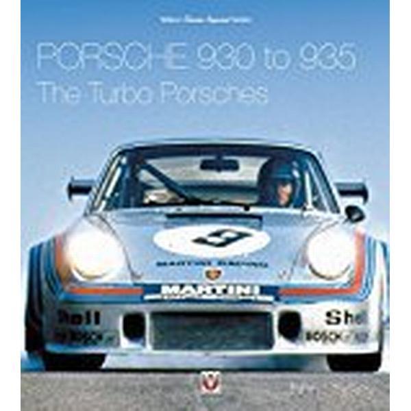 Porsche 930 to 935: The Turbo Porsches (Inbunden, 2018)