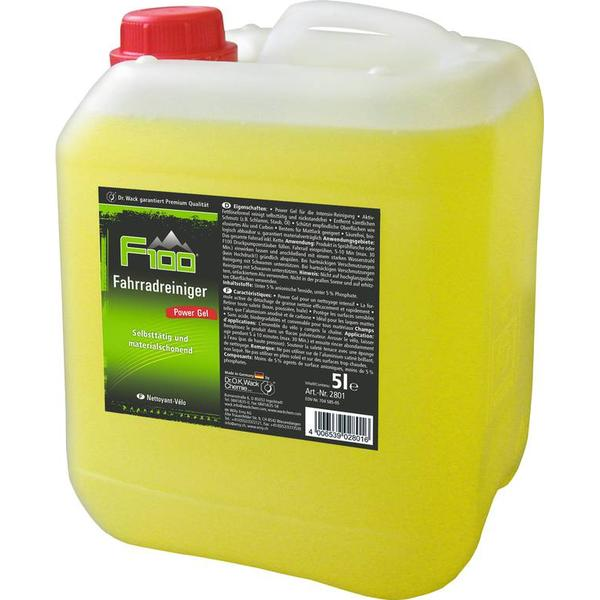 F100 Bicycle Cleaner 5000ml