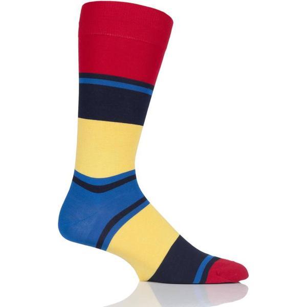 Pantherella Suva Socks Scarlet