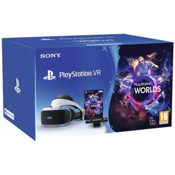 Sony Playstation VR - Worlds Bundle