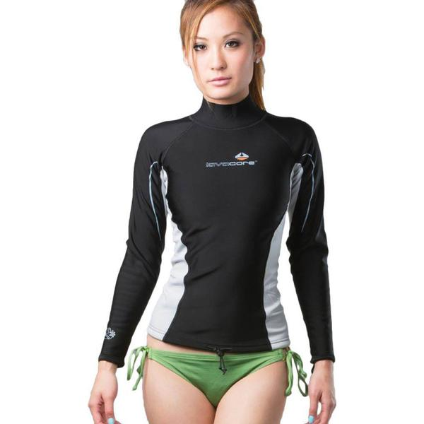 Lavacore Long Sleeve Polytherm Top W