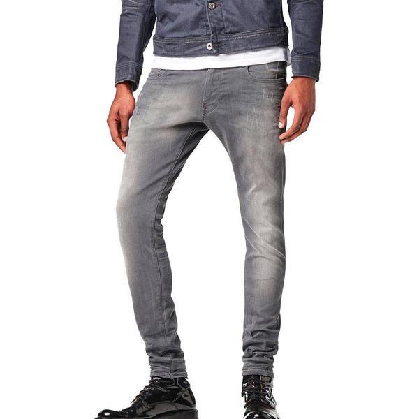 G-Star Revend Skinny Jeans - Light Aged Destroy