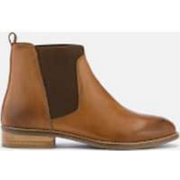 Dune Leather Women's Quote Leather Dune Chelsea Boots - Tan eea2f1