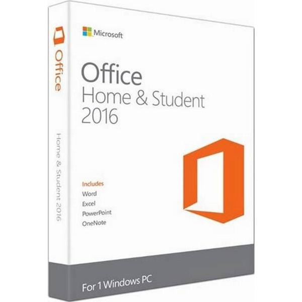 Microsoft Office Home & Student 2016 MUI