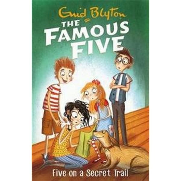 Famous five: five on a secret trail - book 15 (Pocket, 2017)