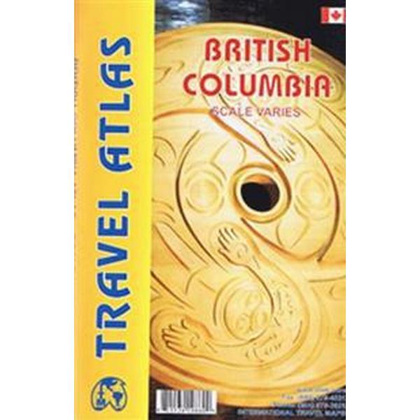British Columbia Itm Travel Atlas (Pocket, 2008)