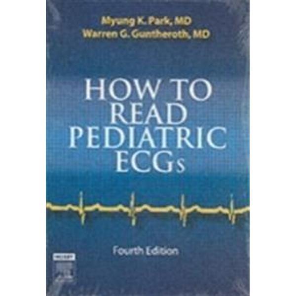 How to Read Pediatric ECGs (Häftad, 2006)