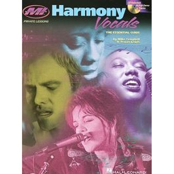 Harmony Vocals (Häftad, 2001)