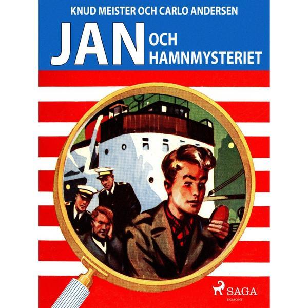 Jan och hamnmysteriet, E-bog