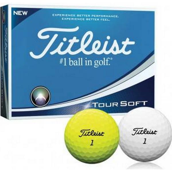 Titleist Tour Soft Golf Ball