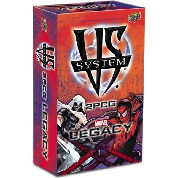 Upper Deck Entertainment Vs System 2PCG: Legacy