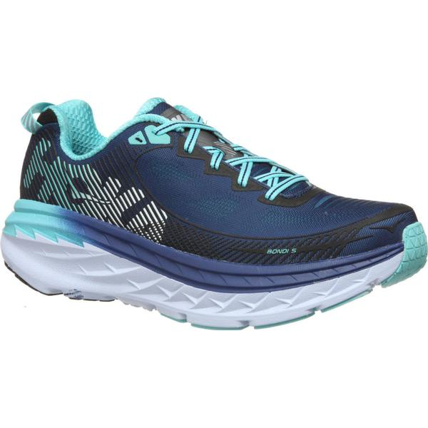 Wiggle Online 5 Cycle Shop Hoka One One Women's Bondi 5 Online Shoes Running Shoes 612754