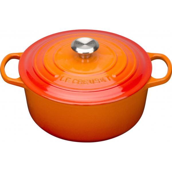 Le Creuset Volcanic Round Other Pots with lid 28cm