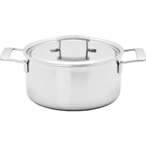 Demeyere Industry Casserole Other Pots with lid 22cm