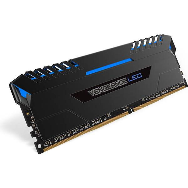 Corsair Vengeance LED Blue DDR4 3000MHz 2x8GB (CMU16GX4M2D3000C16B)
