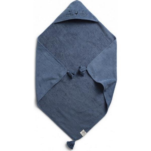 Elodie Details Hooded Towel Tender Blue