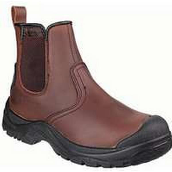 Amblers Safety Boot AS200 Skiddaw Dealer Safety Boot Safety - Brown Size 9 caa093