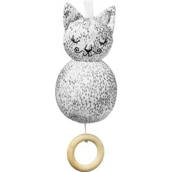 Elodie Details Musical Mobile Dots of Fauna Kitty