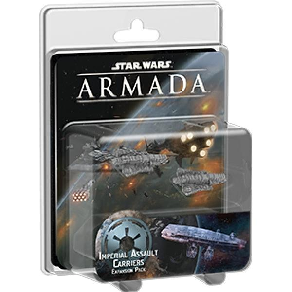 Fantasy Flight Games Star Wars: Armada Imperial Assault Carriers Expansion Pack